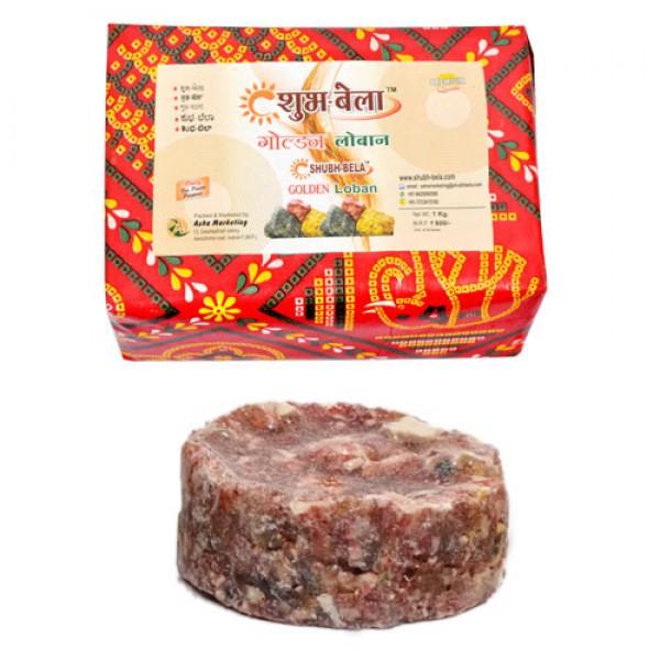 Shubh Bela Golden Loban (red) 1kg pack