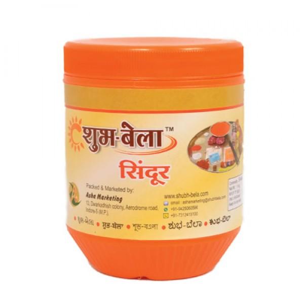 Shubh-Bela Puja Sindur 500gm x 2 pieces